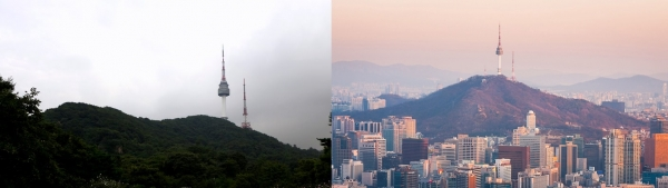 'Namsan' still keeps the painful history of Korea everywhere