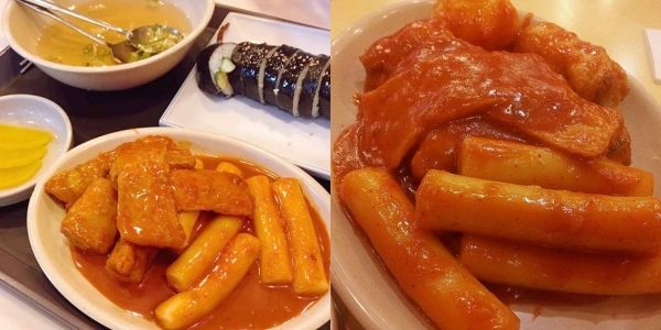 Tteokbokki with greasy addiction from Barogjip